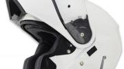 Cardo Scala Rider G9 Powerset motorcycle intercom - on helmet attached