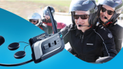 Cardo Scala Rider G9 motorcycle intercom - duo set