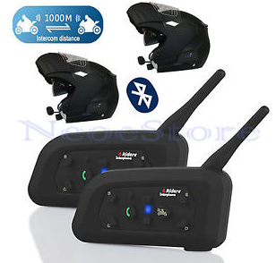 Buyee BT 1000M Interphone Motorcycle Intercom