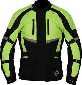 Buffalo-Alpine-Waterproof-Motorcycle-Jacket-Flu-Yellow-Winter