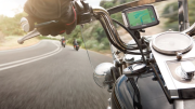 TomTom Rider 400 Portable Motorcyle GPS device - bike road trip
