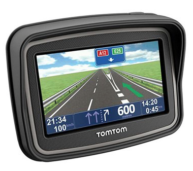TomTom Rider 5th Edition w: Lifetime Maps (Exclusive Eagle Edition) Motorcycle GPS device