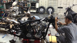 motorcycle preparation for summer
