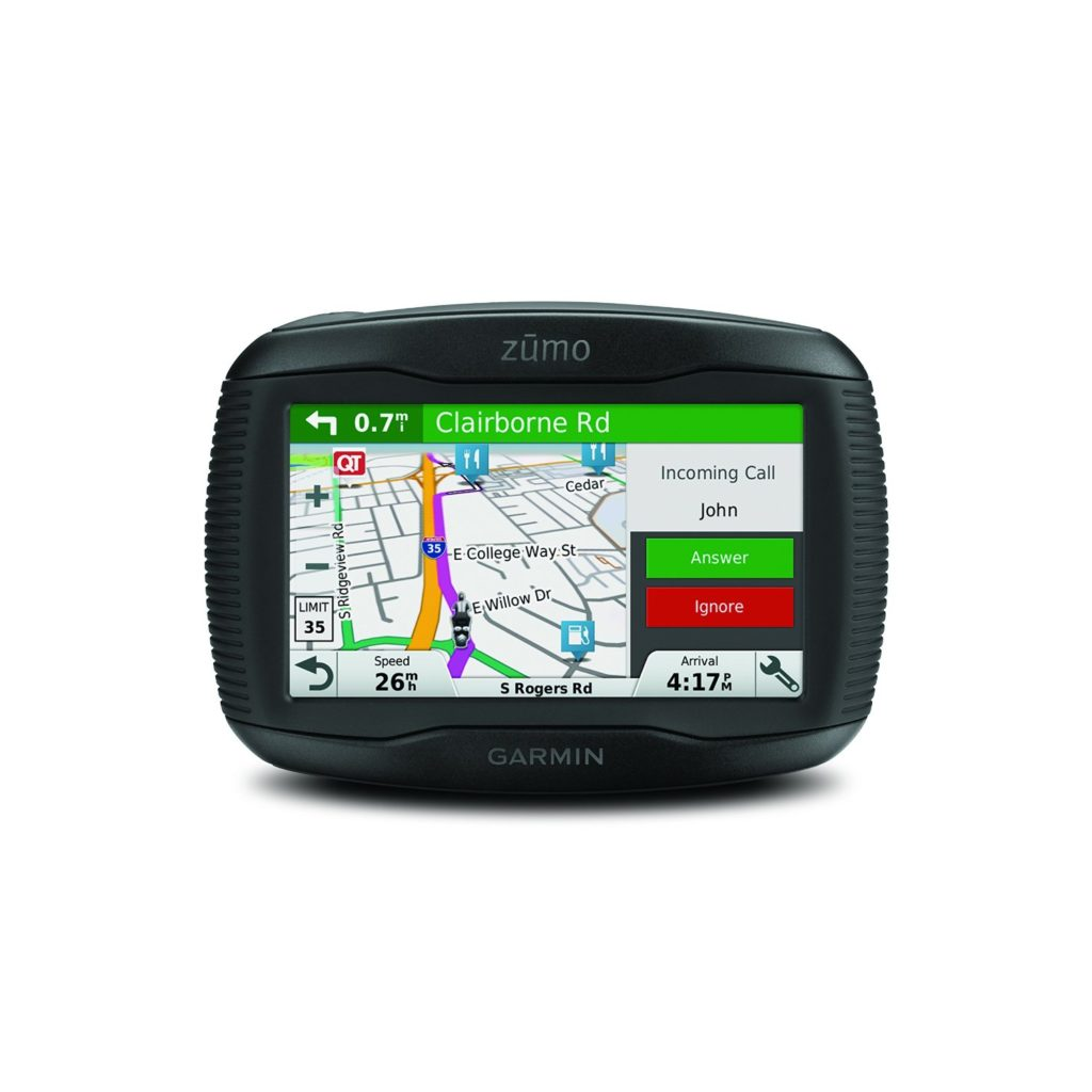 Garmin Zumo 395LM Motorcycle GPS device