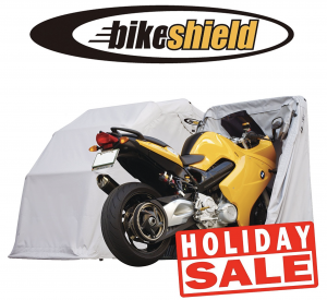 The Bike Shield Standard (Medium) Motorcycle Shelter Storage Cover Tent Garage