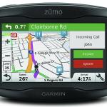 Garmin Zumo 395LM Motorcycle GPS navigator