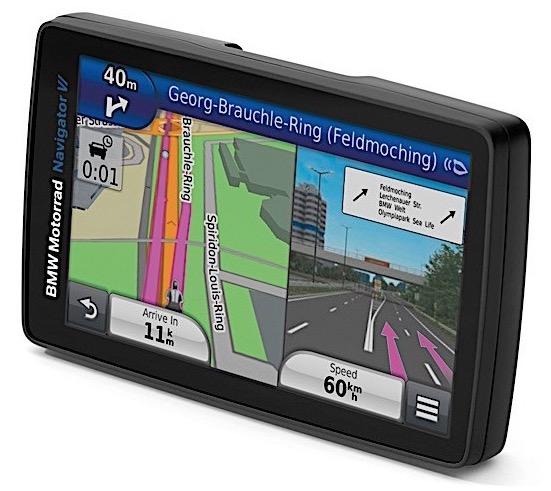 BMW Motorrad Navigator VI Motorcycle GPS by Garmin