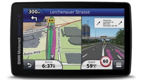 BMW Motorrad Navigator VI