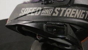 Cardo Scala Rider Freecom 4 motorcycle intercom - small and light headset