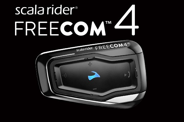 Scala Rider Freecom 4 Duo Motorcycle Intercom Review