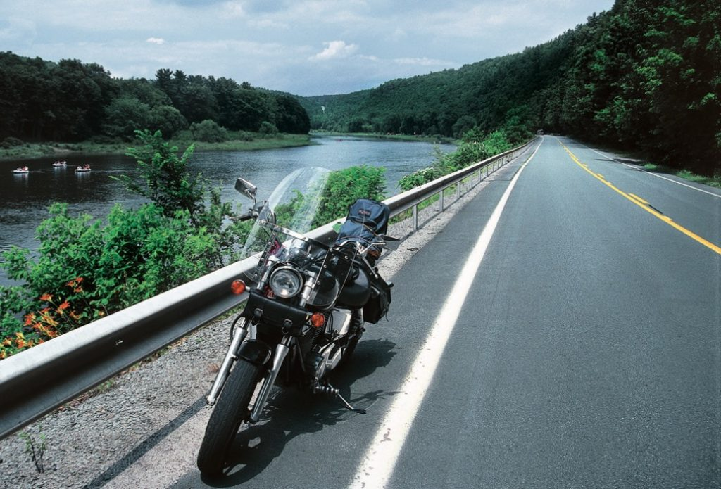 Delaware River Region Motorcycle Road Trip