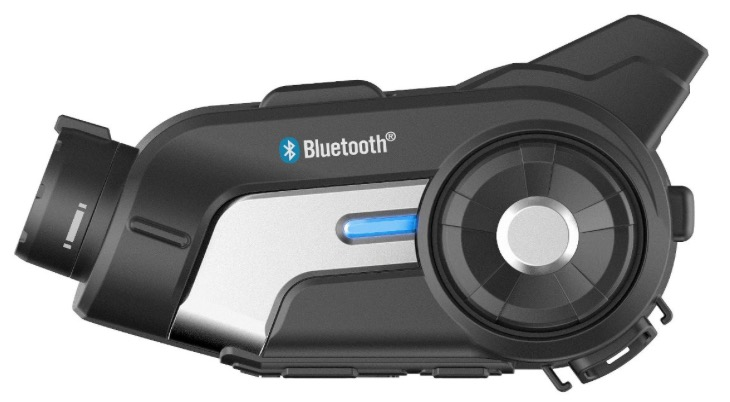 Sena 10C-01 Motorcycle Bluetooth Camera and Headset Intercom
