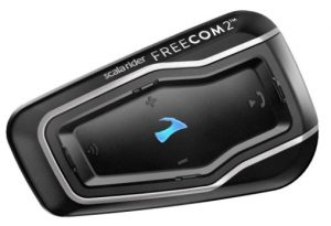 Scala Rider Freecom 2 Bluetooth Motorcycle Intercom