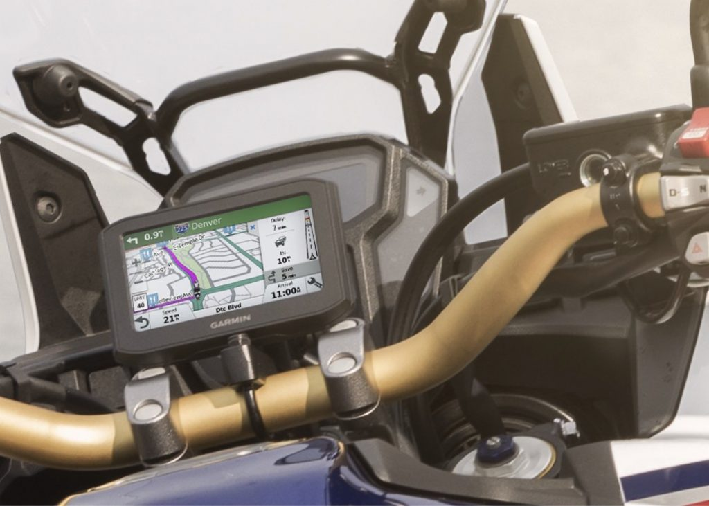 Garmin Zumo 396 LMT-S Motorcycle GPS - great satnav